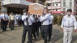 कोझिकोड हादसा: मुंबई पहुंचा कैप्टन दीपक साठे का पार्थिव शरीर, आज होगा अंतिम संस्कार