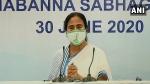 बंगाल में कोरोना से हुए मौत पर ममता बनर्जी की सफाई, कहा-89% जानें डायबिटीज-कैंसर से गईं