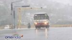 भारी बारिश की गिरफ्त में मुंबई, 8 रूट पर बसों को डायवर्ट किया गया, ट्रेन सेवा भी बाधित