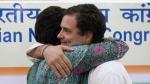 Raksha Bandhan 2020: राहुल गांधी ने लगाया बहन प्रियंका को गले, दी शुभकामनाएं