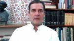 #RozgarDO के साथ जुड़ने की राहुल गांधी ने युवाओं से की अपील, VIDEO ट्वीट कर कहा-ये देश के भविष्य का सवाल है