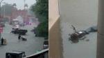 जयपुर बना जलपुर : चारदीवारी में बाढ़ के हालात, विधानसभा पहुंच रहे MLA भी भारी बारिश में फंसे