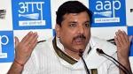 आप नेता संजय सिंह के 'ब्राह्मण ठाकुर' बयान पर यूपी के तीन जिलों में मुकदमा दर्ज
