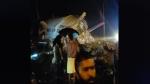 केरल विमान हादसा:  DGCA ने कहा-तेज बारिश के कारण रनवे पर फिसलने के बाद वैली में गिरने से दो हिस्सों में टूट गया विमान