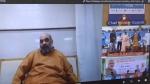 एम्स में भर्ती होने के चार दिन बाद अमित शाह की पहली बैठक, वीडियो कॉन्फ्रेंसिंग से किया वाटर सप्लाई प्रॉजेक्ट का शुभारंभ