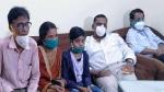 10वीं के मेधावी छात्र की किडनी ट्रांसप्लांट में मदद के लिए आगे आए स्वास्थ्य मंत्री बन्ना गुप्ता