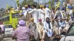 Farmer Protest Live: कृषि बिल के विरोध में किसानों का प्रदर्शन उग्र, नेशनल हाईवे किया जाम