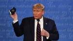 US Presidential debate: कोरोना पर पूछा गया सवाल तो ट्रंप ने कहा ये चीन की गलती है