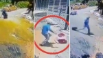 Viral Video: हवा से भी तेज रफ्तार में बाइकर ने बचाई बच्चे की जान, 'सुपर ह्यूमन' बोल रहे लोग