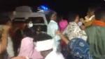 Hathras Gangrape: भारी हंगामे और विरोध के बीच देर रात गैंगरेप पीड़िता का कराया गया अंतिम संस्कार, कांग्रेस ने साधा निशाना, Video