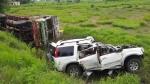 कर्नाटक में बड़ा सड़क हादसा, गर्भवती महिला समेत 1 ही परिवार के 7 लोगों की मौत