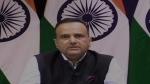 गिलगित बाल्टिस्टान: भारत ने लगाई पाक को फटकार, भारत के आंतरिक मामलों से दूर रहे पाक- विदेश मंत्रालय