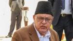 आज के हालात में कश्मीर के लोग खुद को भारतीय नहीं मानते- फारूक अब्दुल्ला