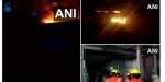 Maharashtra: ठाणे में एक कंपनी में लगी भीषण आग,दमकल के वाहन मौके पर