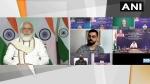 PM मोदी का फिट इंडिया मूवमेंट कार्यक्रम शुरू, विराट कोहली समेत इन दिग्गजों ने लिया हिस्सा