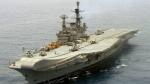 LAC पर तनाव के बीच आज से भारतीय नौसेना और ऑस्ट्रेलिया नौसेना का संयुक्त अभ्यास