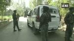 जम्मू कश्मीर के बडगाम में सीआरपीएफ दल पर आतंकी हमला, एक जवान शहीद