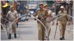 कश्मीर: पुलवामा में आतंकियों के नाम पर पोस्टर चिपकाता था शिक्षक, गिरफ्तारी के बाद सामने आया ये सच