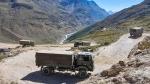 चीन के साथ टकराव के बीच तेजी से जारी लद्दाख में हाइवे का निर्माण कार्य
