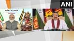 पीएम मोदी और महिंदा राजपक्षे के बीच द्विपक्षीय वार्ता शुरू, कई अहम मुद्दों पर हो रही चर्चा