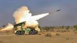 चीन के साथ तनाव के बीच पिनाक मिसाइल सिस्टम के लिए रॉकेट बनना शुरू