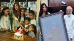 महिला चित्रकार ने PM मोदी के 70वें बर्थडे पर 70 बच्चों को लिया गोद, जानिए क्या बोली