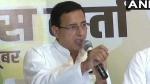 रणदीप सुरजेवाला का आरोप, कहा- भाजपा नीतीश, चिराग और ओवैसी के साथ खेल रही है ट्रिपल गेम