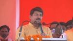बिहार चुनाव में मनोज तिवारी ने खेला सुशांत कार्ड, कहा- हत्यारों के साथ खड़ी है कांग्रेस