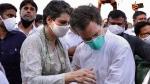 हाथरस जाने के लेकर राहुल गांधी, प्रियंका गांधी समेत 203 के खिलाफ एफआईआर