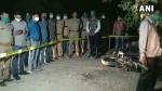 आगरा: एनकाउंटर में दबोचा गया बदमाश हसन अली, सेल्स मैनेजर की लूट के बाद की थी हत्या