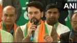 बिहार चुनाव 2020: अनुराग ठाकुर का तेजस्वी पर तंज, बोले-सो जा नहीं तो गब्बर आ जाएगा