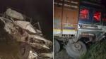 छत्तीसगढ़: रायगढ़ में बड़ा सड़क हादसा, ट्रक ने वैन को कुचला, चार की मौत