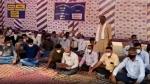 बीकानेर में जेईएन से मारपीट का मामला तूल पकड़ा, इंजीनियरों ने धरना देकर किया प्रदर्शन