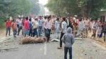 बदायूं: आर्मी के लिए दौड़ लगा रहे पांच युवकों को कार ने कुचला, तीन की मौत
