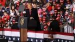 US Election 2020: फ्लोरिडा में ट्रंप और बाइडेन के बीच टाई की स्थिति, रैली में  जीत के दावे