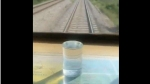 दौड़ती रही ट्रेन लेकिन गिलास से नहीं छलकी पानी की एक भी बूंद, पीयूष गोयल ने शेयर किया बेंगलुरु-मैसुरु ट्रैक का खास वीडियो