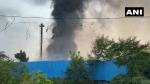 महाराष्ट्र: नाला-सोपारा में थर्मोकोल फैक्ट्री में लगी आग