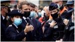 दुनियाभर के देश आतंकवाद के खिलाफ फ्रांस के साथ, राष्ट्रपति मैक्रों बोले- इस्लामिक हमलों से हार नहीं मानेंगे हम