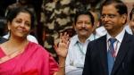 पूर्व वित्त सचिव सुभाष गर्ग का खुलासा- मंत्रालय से बाहर करना चाहती थीं निर्मला सीतारमण, इसलिए दिया था इस्तीफा