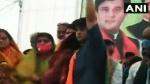 ग्वालियर रैली में भाजपा नेता ज्योतिरादित्य के सामने फफक कर रो पड़ीं इमरती देवी, देखें वीडियो