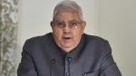बंगाल में गवर्नेंस की स्थिति के लेकर चिंतित हूं: राज्यपाल धनकड़