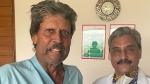 महान क्रिकेटर कपिल देव को मिली अस्पताल से छुट्टी,  दोस्त चेतन शर्मा ने शेयर की ये तस्वीर