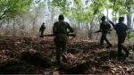 छत्तीसगढ़ः बीजापुर में नक्सलियों से मुठभेड़, एक नक्सली ढेर, 2 जवान भी घायल