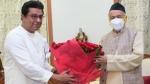 महाराष्ट्र में बिजली का रेट कम करवाना चाहते हैं राज ठाकरे, राज्यपाल से की मुलाकात