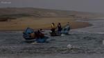 भारतीय जल सीमा में घुस रहे थे पाकिस्तानी, 1 मछुआरा बीएसएफ के हत्थे चढ़ा, 4 नौकाएं जब्त