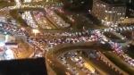 Video: पेरिस में लॉकडाउन की वजह से लगा 700 KM लंबा ट्रैफिक जाम