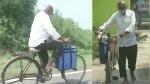 73 साल के ये डॉक्टर असल मायने में हैं 'भगवान', रोजाना 10 KM साइकिल चलाकर घर-घर जाकर कर रहे गरीबों का इलाज