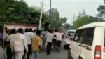 Bihar Elections: केंद्रीय मंत्री के आरके सिंह के काफिले पर हमला, गाड़ी रोककर दिखाए गए काले झंडे