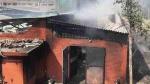 सहारनपुर: पटाखा फैक्ट्री में लगी भीषण आग, छह मजदूर झुलसे तीन की हालत गंभीर