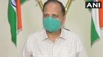 दिल्ली: सत्येंद्र जैन ने डॉक्टरों की सैलरी विवाद पर MCD को घेरा, बोले- होर्डिंग लगाने के पैसे हैं, वेतन देने के नहीं
